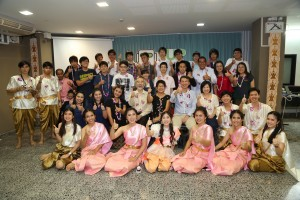 Photos by IUP Kasetsart University