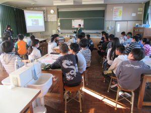 5M松本さんによる講義